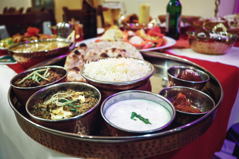 Taste it India - Essen